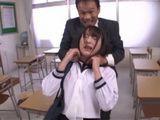 Pervert Professor Mistreated This Poor Young Girl With Hard Fucking  Suzukawa Ayane