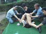 Schoolgirl Violated In park By Street maniacs