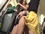 Danger In Public Buses In Japan Does Not Coming Only From Male Maniacs Obviously