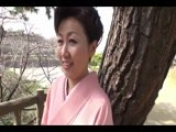 Japanese in Kimono Mom Hard Fuck and Swallows Two Loads