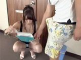 Hot Neighbor The Cost Of The Building Paid With Amazing Blowjob