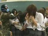 Terrorists Took Over Japanese School