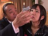 Creepy Doctor Assault Riku Minato Under Hypnosis And Filled Her Pussy With Cum