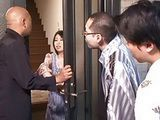 Wife Shouldnt Let Husbands Colleagues In While She was Home Alone Uncensored Japanese Anal Dped Video
