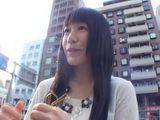 Teen Japanese Girl On The Street Gets Offered Money To Go To a Hotel Room And Have Some Fun