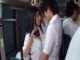 Horny Teen Ai Uehara Wouldnt Stop Until She Was Fucked In A Public Bus