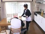 Japanese Maid Fucked Humiliated And Pissed Uncensored