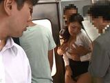 Schoolboy Saw His Teacher Reiko Kobayakawa Getting Harassed In Bus By Maniac And Instead Of Help He Made Sextape Of It