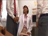 School Doc Aso Rare Gets Roughly Fucked By Bunch Of Horny Students